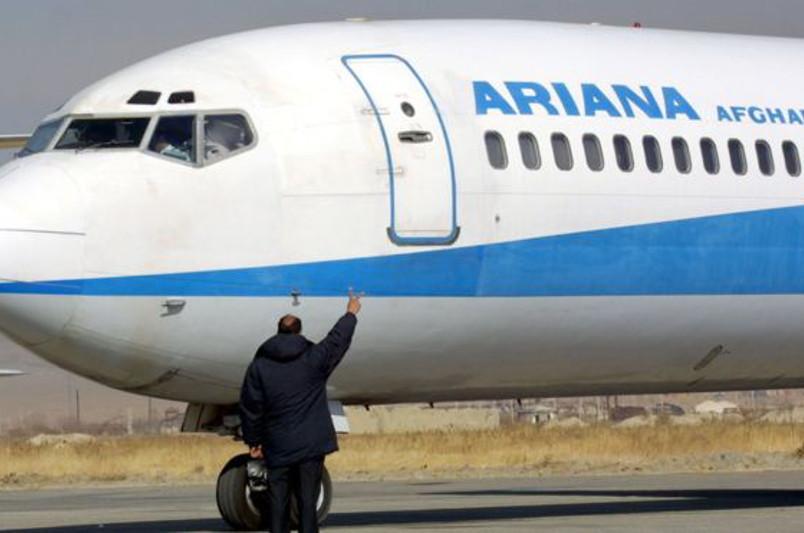 Ауғанстанда жолаушылар ұшағы апатқа ұшырады