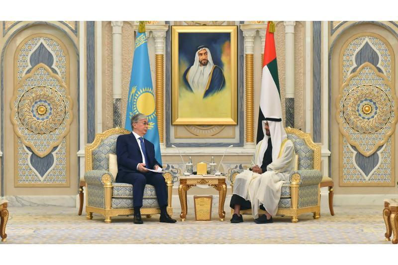 Казахстан занимает особое место в исламском мире - наследный принц Абу-Даби