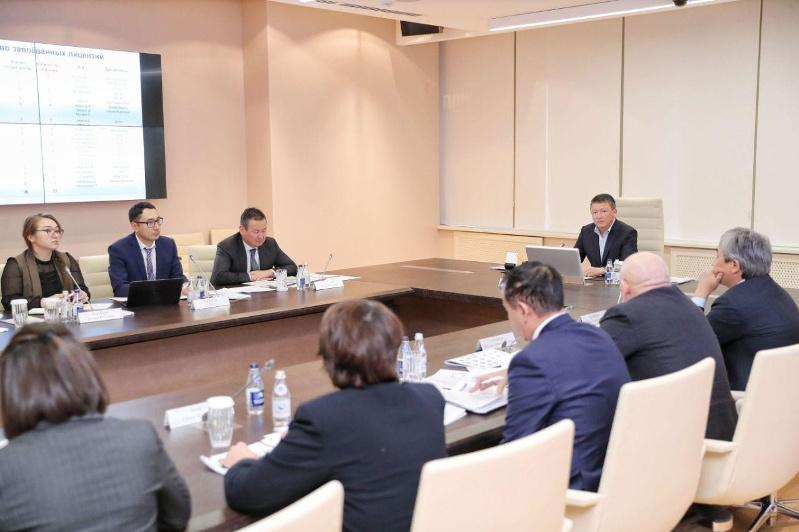 Тимур Кулибаев проверил готовность НОК Казахстана к Олимпиаде в Токио-2020