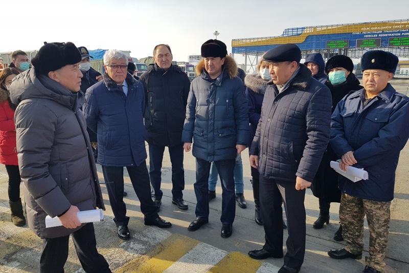Kazakhstan shuts down Khorgos amid spread of coronavirus