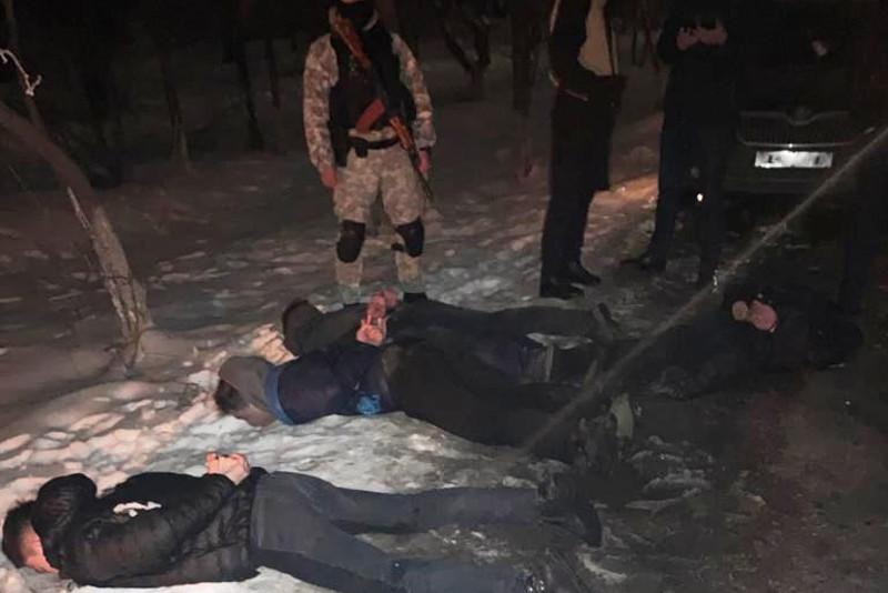 Спецназ помог обезвредить преступную группу в Алматинской области