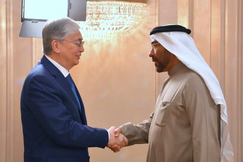 СЭЗ Абу-Даби планирует сотрудничать с Международным финансовым центром «Астана»