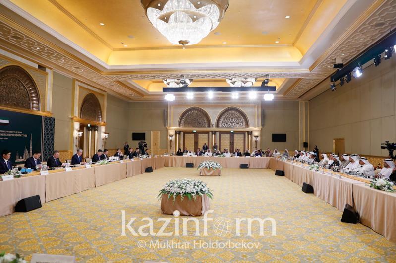 Казахстан ведет переговоры с инвесткомпанией ОАЭ по созданию нефтехимического предприятия на $6,6 млрд