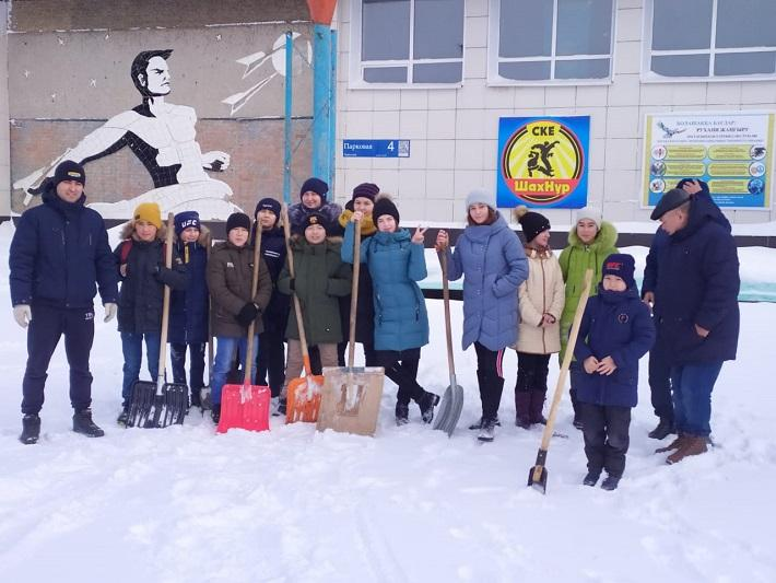 Ассоциация Пенчак Силат подхватила челлендж #БiзБіргеміз