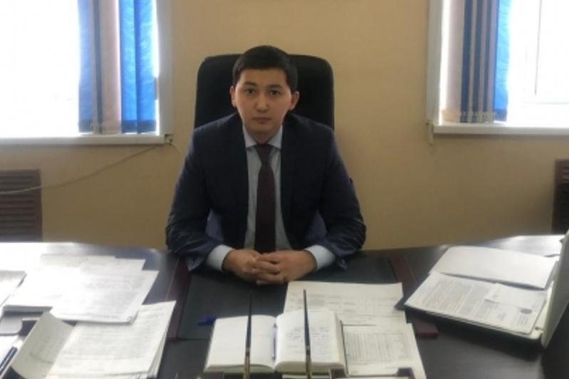 Замакима района в Карагандинской области стал представитель молодежного кадрового резерва
