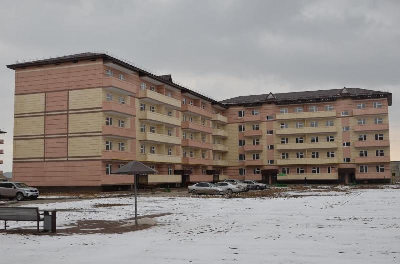 80 семей Тараза стали новоселами в новом микрорайоне