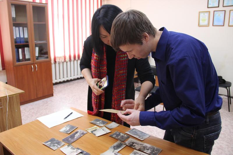 28-летний россиянин нашел сведения о репрессированном прадеде в актюбинском архиве