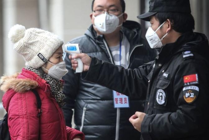 中国新型冠状病毒肺炎疫情确诊病例近4600 死亡106