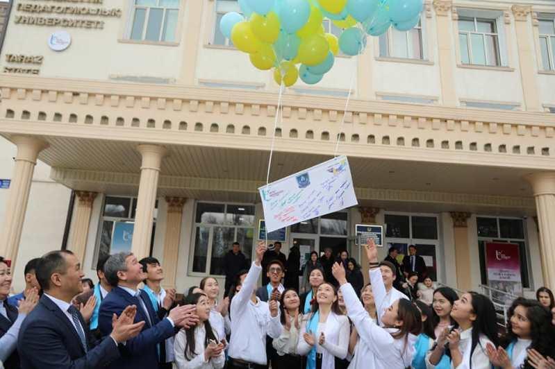 Единый центр обслуживания студентов открыли при таразском вузе