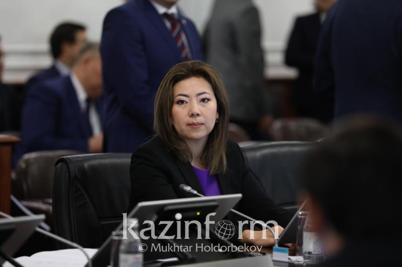Оздоровление банковского сектора пройдет без использования бюджетных средств – Мадина Абылкасымова