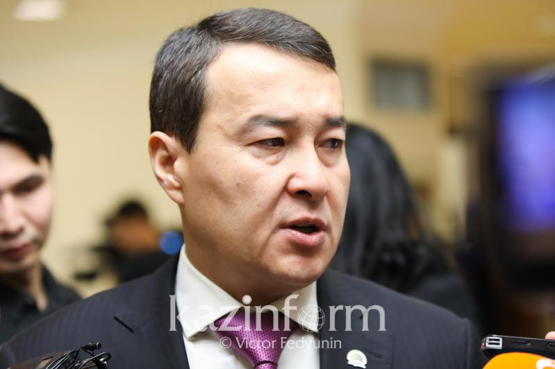 Kazakh 1st Deputy PM promises to curb food prices in 2020