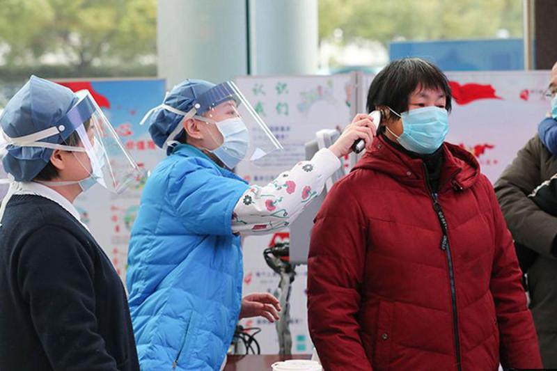 China reports 4,515 confirmed cases of new coronavirus pneumonia, 106 deaths