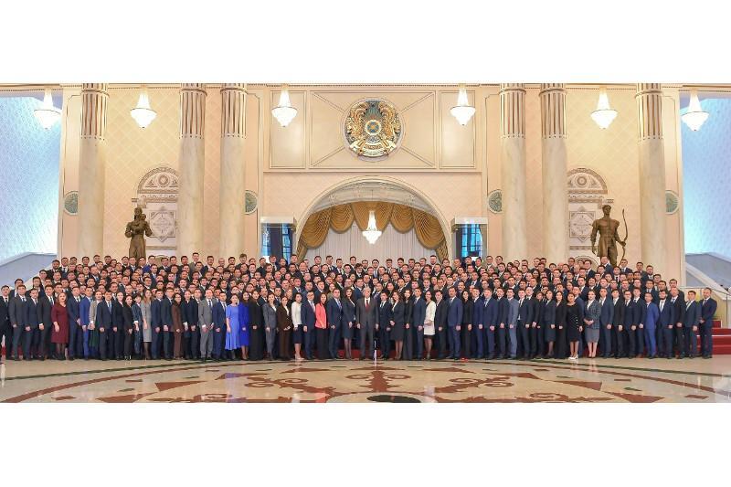 Президентский кадровый резерв: семь резервистов назначены на должности в столичном акимате