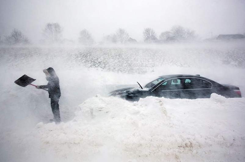 Более 500 человек спасено на дорогах Акмолинской области