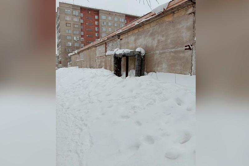 Около 800 тысяч тенге заплатит бизнесмен за неубранный снег в Павлодаре