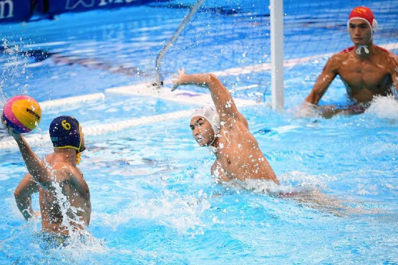 首都将首次举行水球亚洲锦标赛