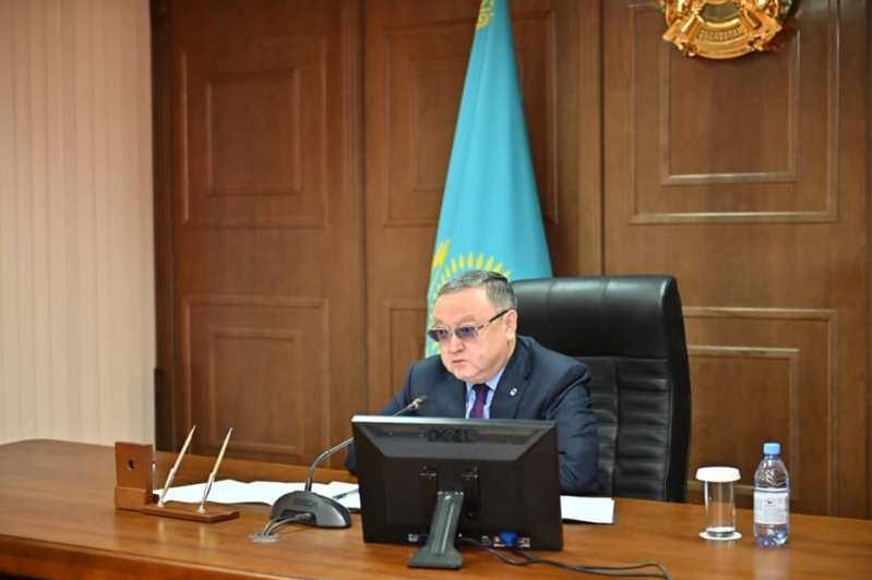 Назначены руководители ряда управлений в Актюбинской области