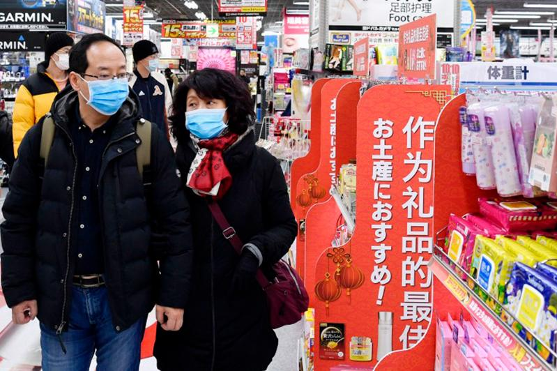 Japan sees 1st coronavirus case not linked to travel to China