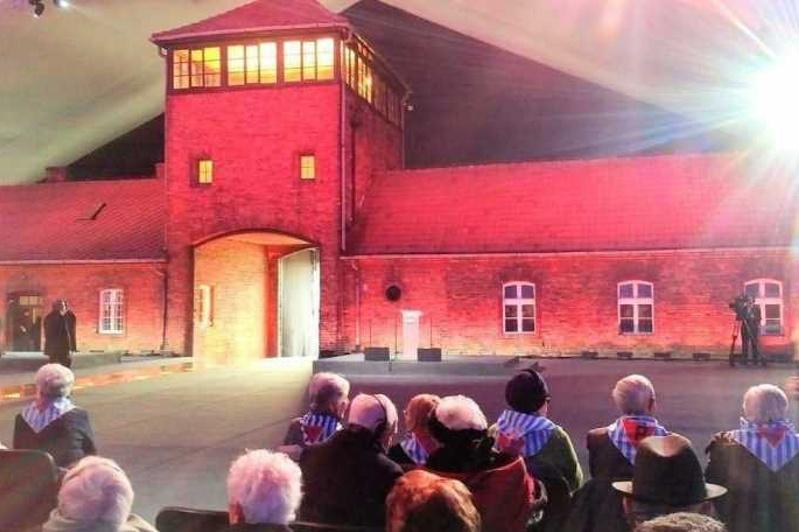 Kazakh delegation participates in events dated to liberation of Auschwitz