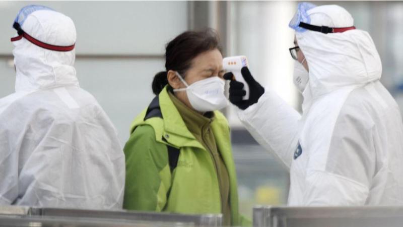 Japan confirms 1st domestic case of coronavirus infection