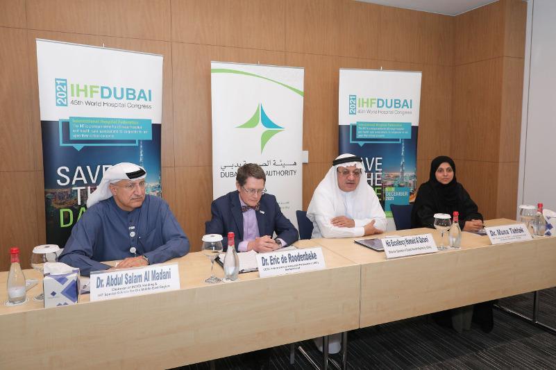 Dubai to host World Hospital Congress in 2021