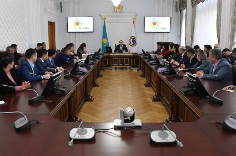 В Алматы создан штаб по предупреждению распространения коронавирусной инфекции