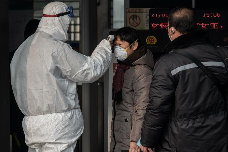 ОАЭ объявили о первом случае заражения новым типом коронавируса