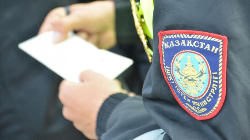 На почти восемь млн тенге могут оштрафовать оказавшего сопротивление полиции акмолинца