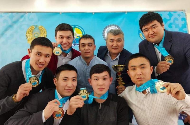 九连株播棋全国锦标赛在阿特劳举行 巴甫洛达尔州夺男子组冠