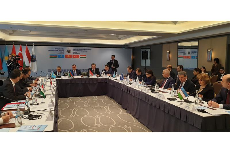 Baku hosts III meeting of International Turkic Academy