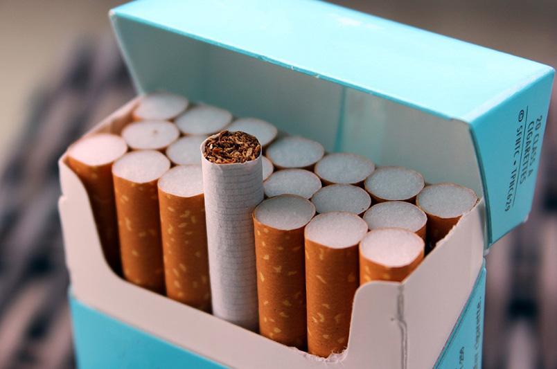 Насколько подорожали табачные изделия сигареты триумф купить в москве