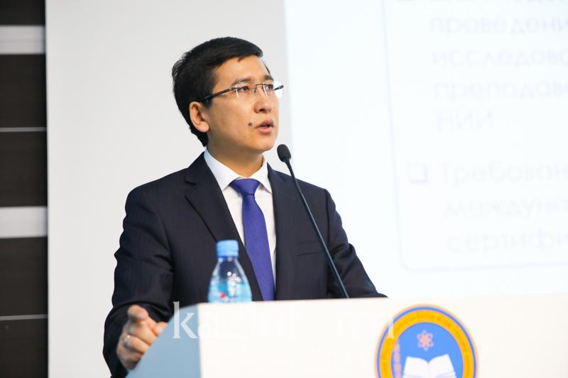 Какие изменения ждут казахстанскую науку, рассказал глава Минобразования РК