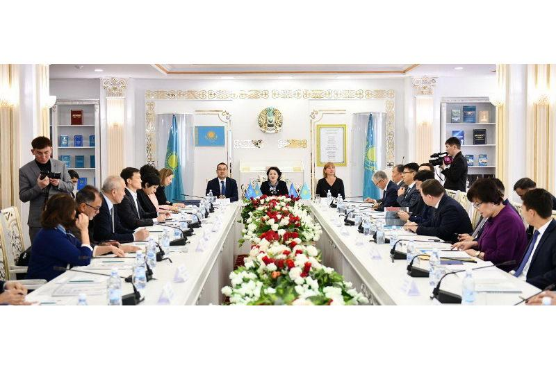 National Commission for UNESCO and ISWESCO holds regular meeting in Nur-Sultan