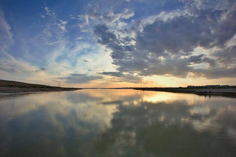 Казахстан и Узбекистан прорабатывают подписание соглашения по трансграничным рекам