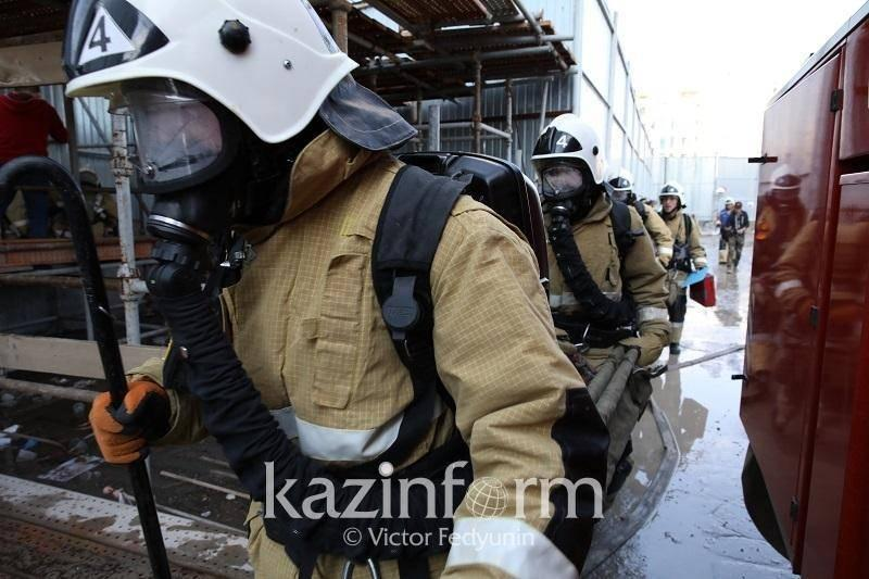 Алматы облысында болашақ құтқарушыларды даярлайтын кадет сыныбы бар