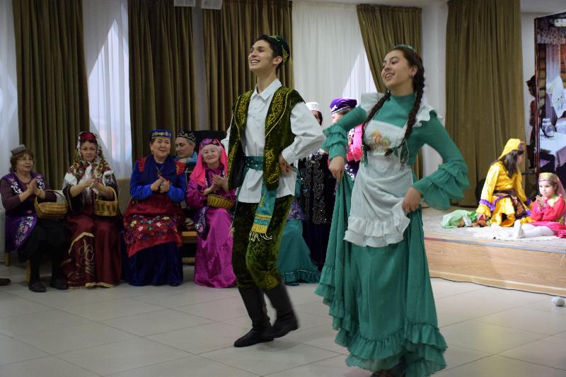 В столичном Доме дружбы отметили праздник «Аулак өй»