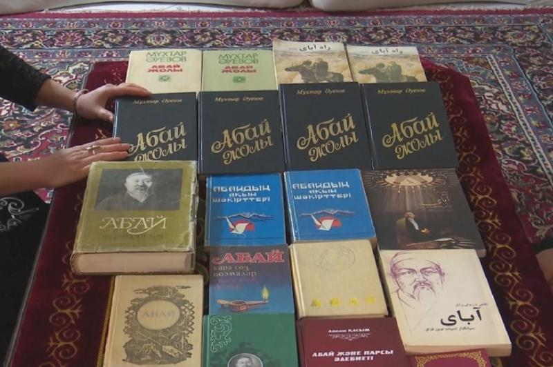 Казахстанка знакомит иранцев с произведениями Абая