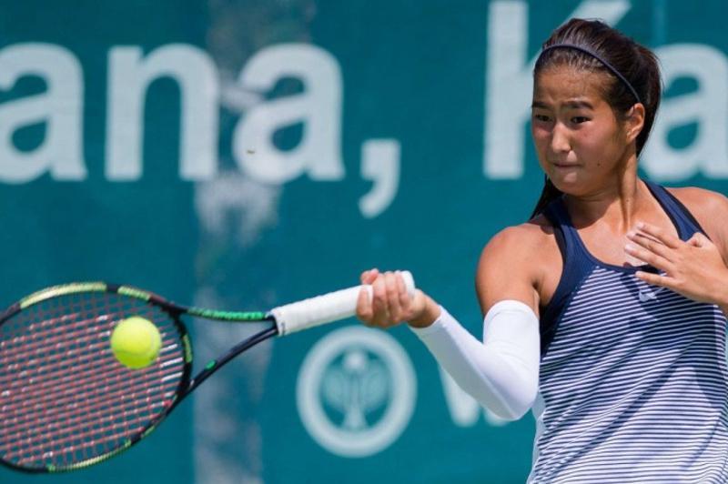 Zhibek Kulambayeva wins ITF doubles finals
