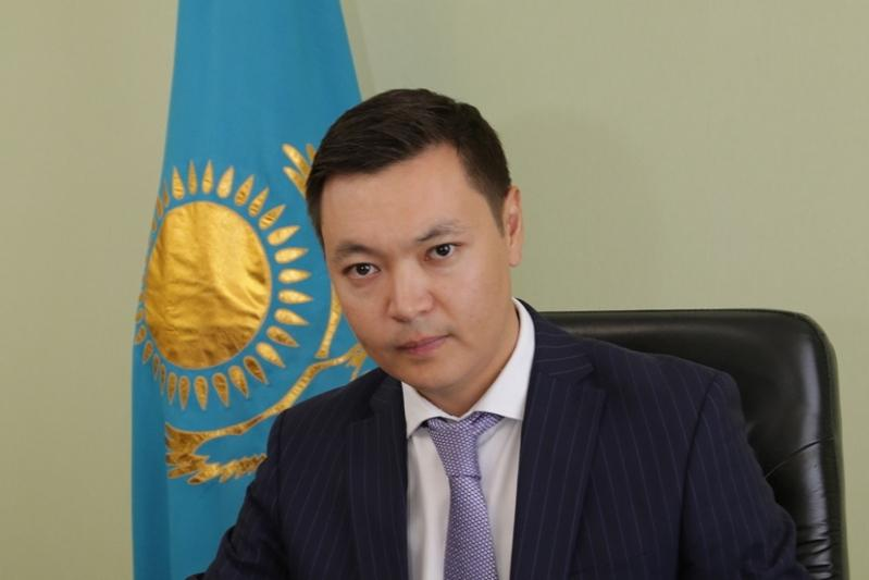 Kazakhstan names new vice Foreign Minister