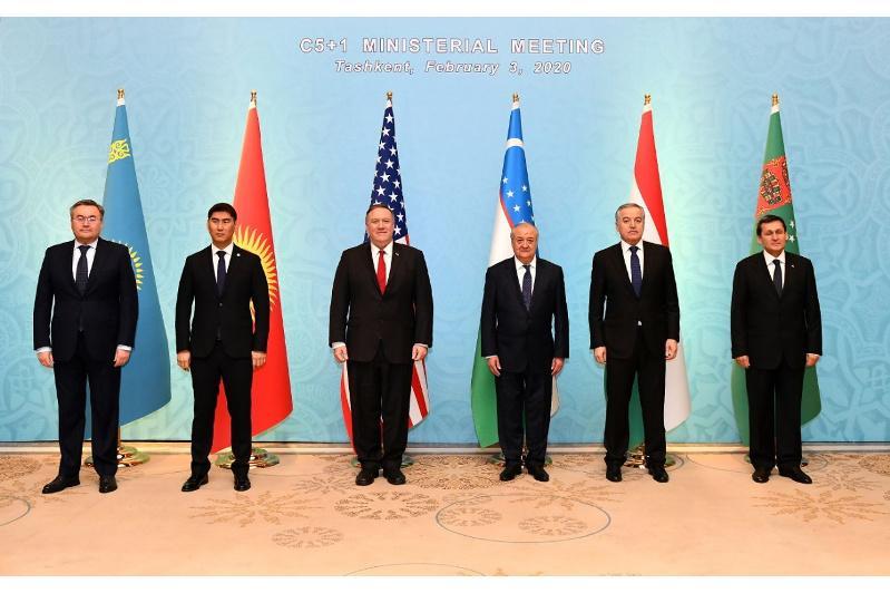 Министр иностранных дел РК принял участие в С5+1