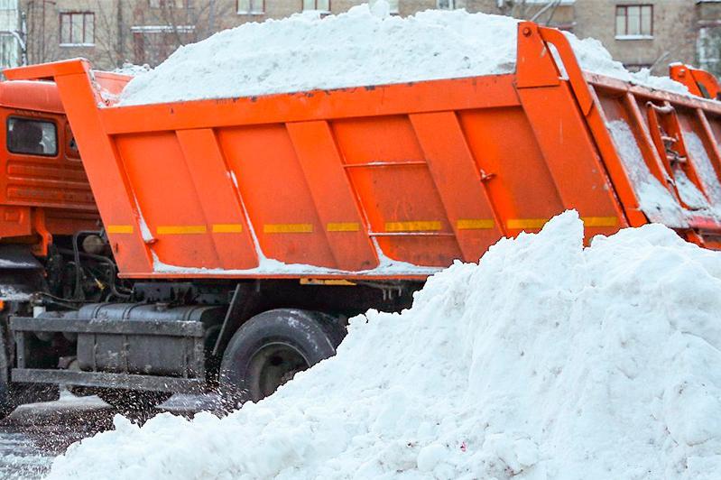 За несвоевременную уборку снега оштрафовали более 200 нарушителей в Нур-Султане