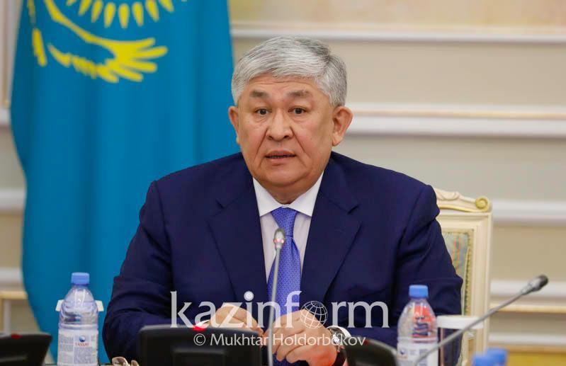 Крымбек Кушербаев потребовал прекратить кампанейщину при реализации «Рухани жаңғыру»