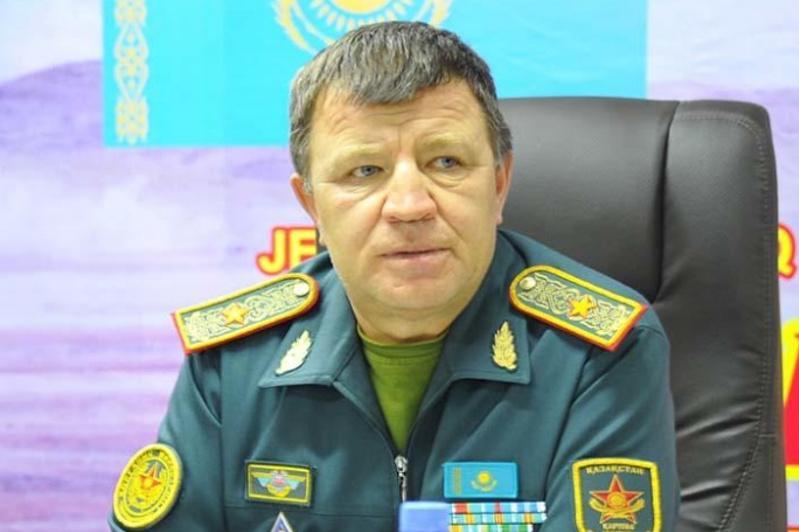 Генерал-майор Қайрат Көпбаев екі айға үйқамаққа алынды