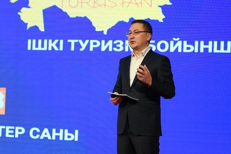 Аким Туркестана провел отчет перед жителями в необычном формате
