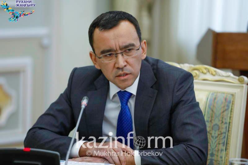 Маулен Ашимбаев - о «Рухани жаңғыру»: Необходимо переходить от количества к качеству