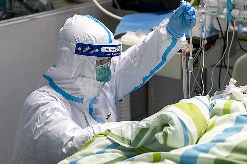 В Китае выявлен случай заражения коронавирусом новорожденного