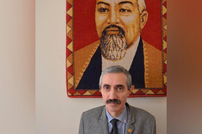 阿拜文学选集将在亚美尼亚出版发行