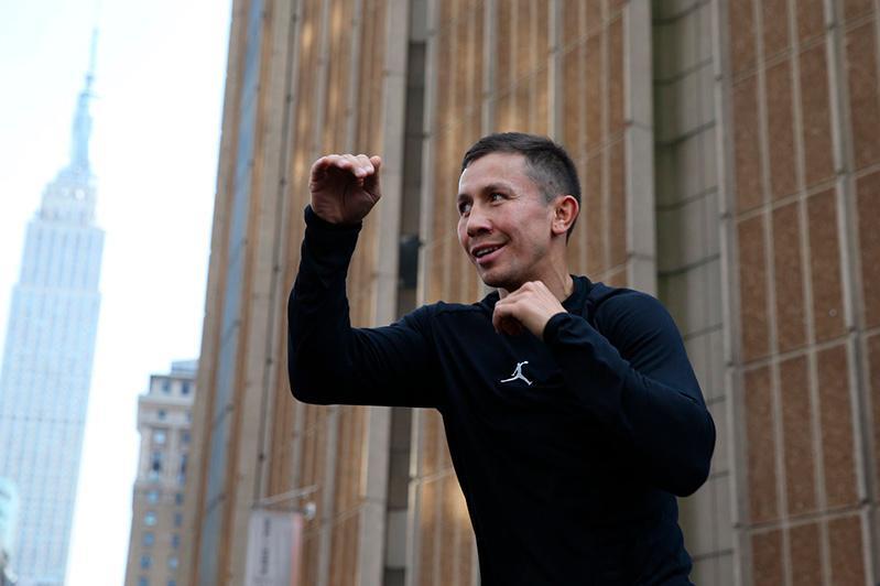 Golovkin among world's Top 5 boxers of decade