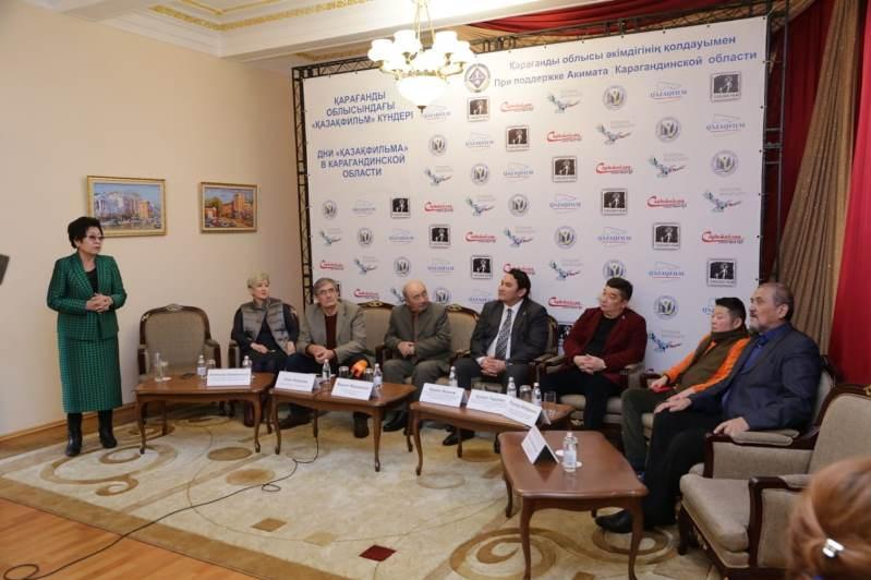 Съемки фильма о Золотой Орде могут пройти Карагандинской области - Рустем Абдрашев