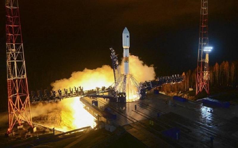 34 спутника OneWeb запущены с Байконура